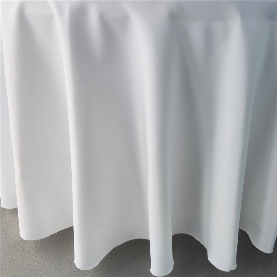Polyester Banquet Waterproof Table Cloth