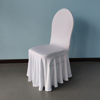 spandex wedding chair cover