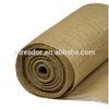 decorative wired natural burlap ribbon table runner factory
