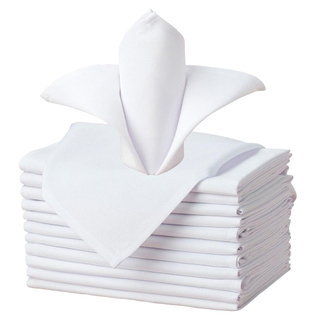 high quality wedding napkin table napkin hotel napkin