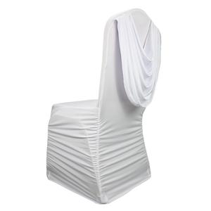 Awe Inspiring Gold Metallic Damask Spandex Banquet Chair Cover Supplier Unemploymentrelief Wooden Chair Designs For Living Room Unemploymentrelieforg